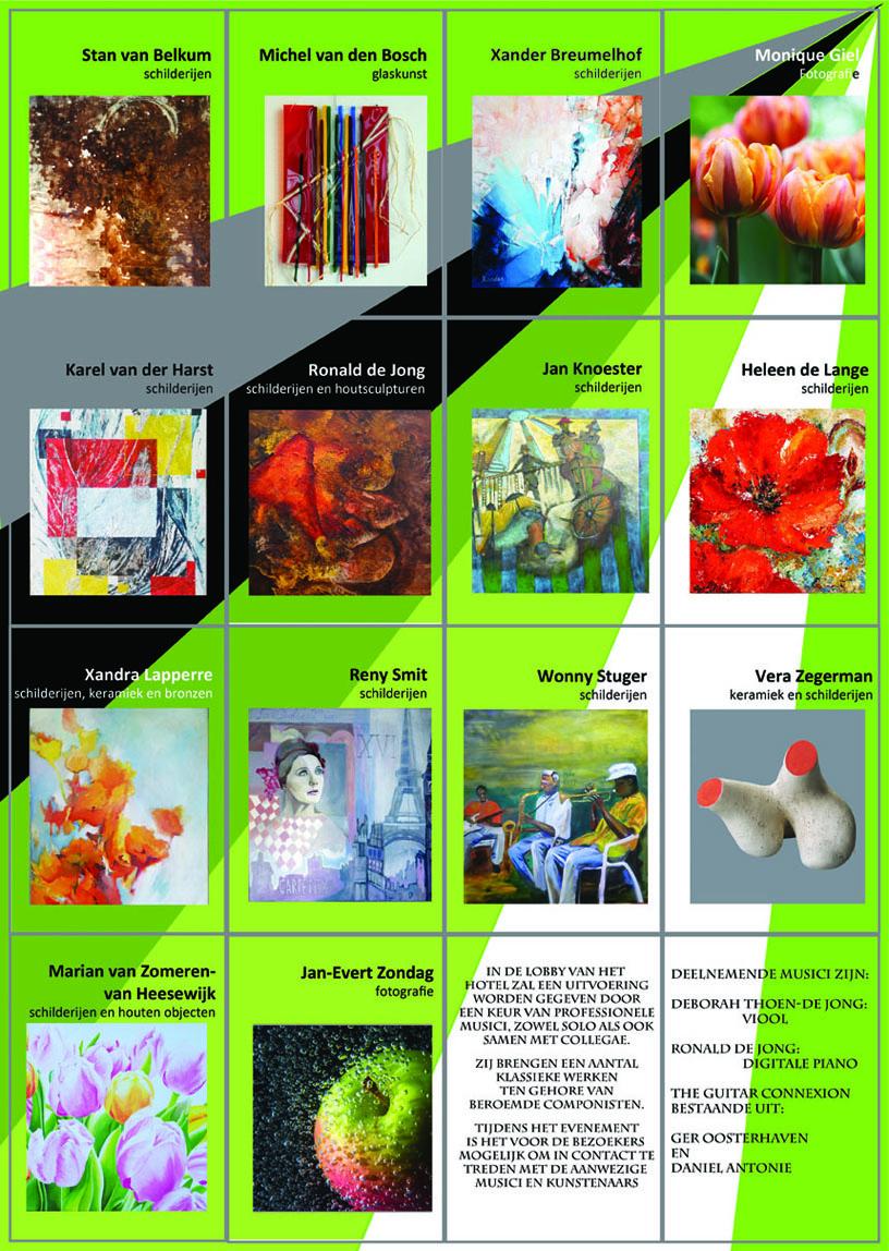 Folder Kleurklanken 2015(Back)