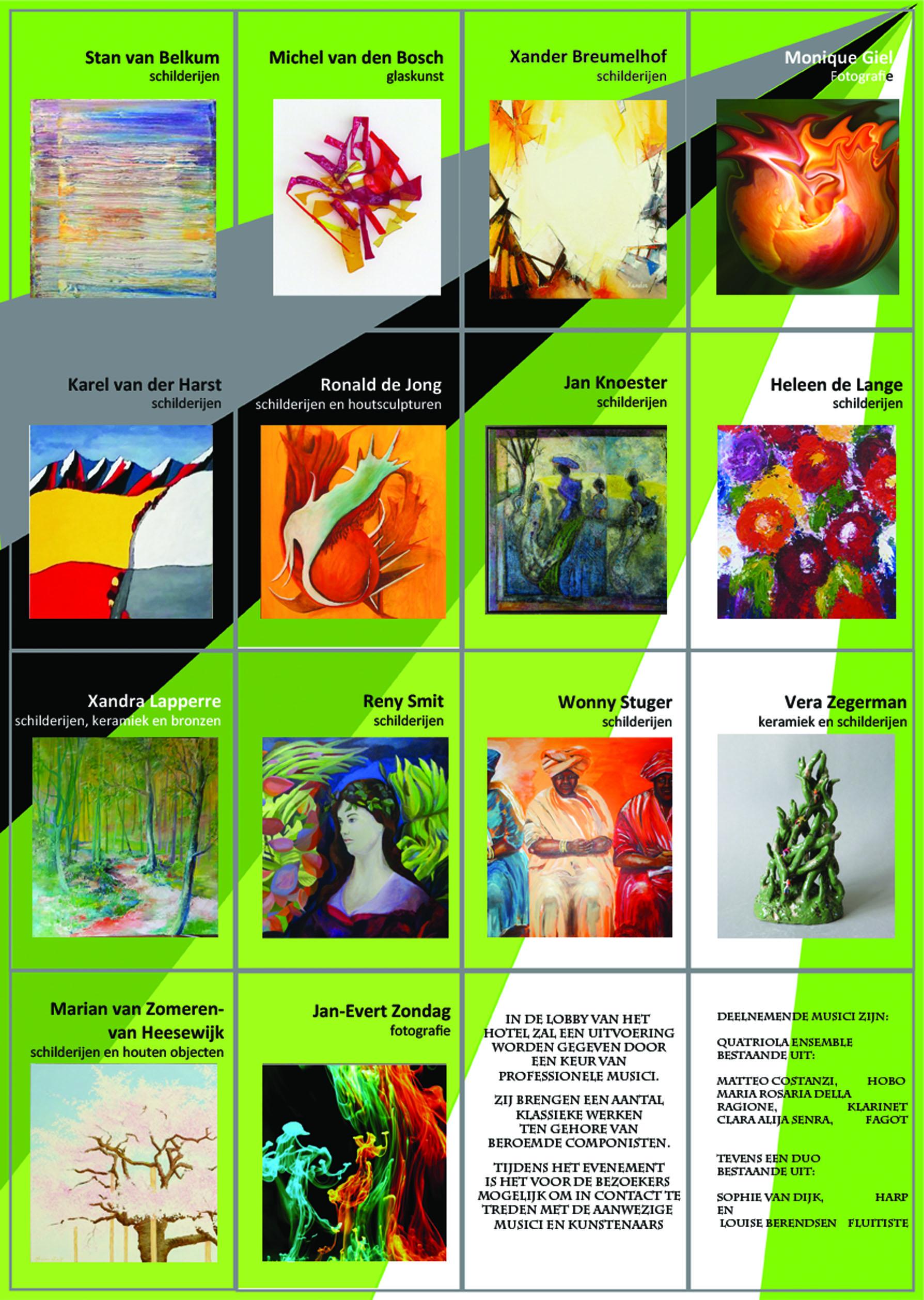 Folder Kleurklanken 2016(Back)